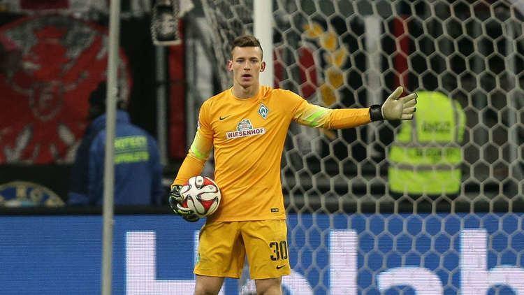 Michael Zetterer Werder Bremen Zetterer kommt Strebinger geht Werder