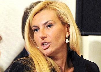 Michaela Biancofiore Italys Michaela Biancofiore resigns over homophobia