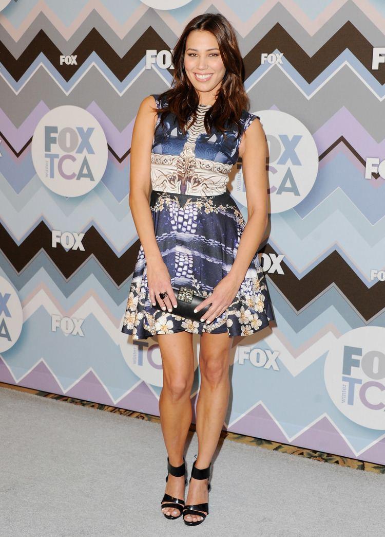 Michaela Conlin Michaela Conlin attended the FOX AllStar Party in LA
