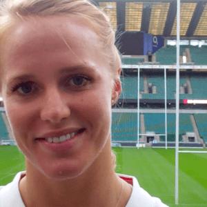 Michaela Staniford Michaela Staniford Video My Favourite Moment in Womens Sport