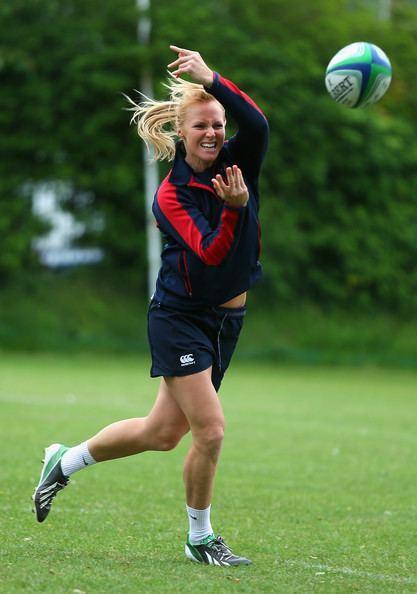 Michaela Staniford Michaela Staniford Photos Photos England Women Sevens Training
