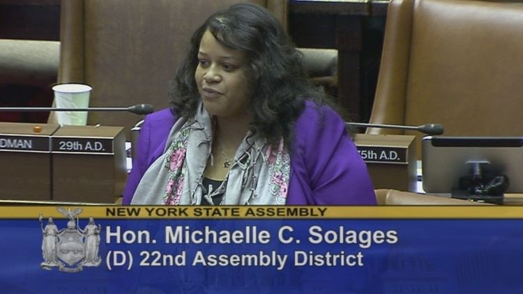 Michaelle C. Solages New York State Assembly Michaelle C Solages