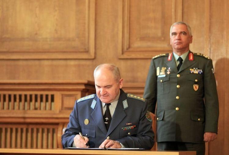 Michail Kostarakos Ministry of Defence of the Republic of Bulgaria