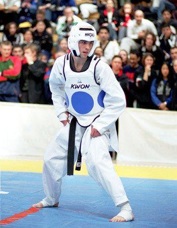 Michail Mouroutsos MOUROUTSOS Michalis Taekwondo Data