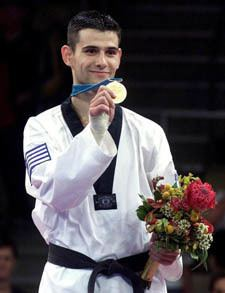 Michail Mouroutsos wwwcanoeca2000GamesTaekwondoImagesmouroutsos2