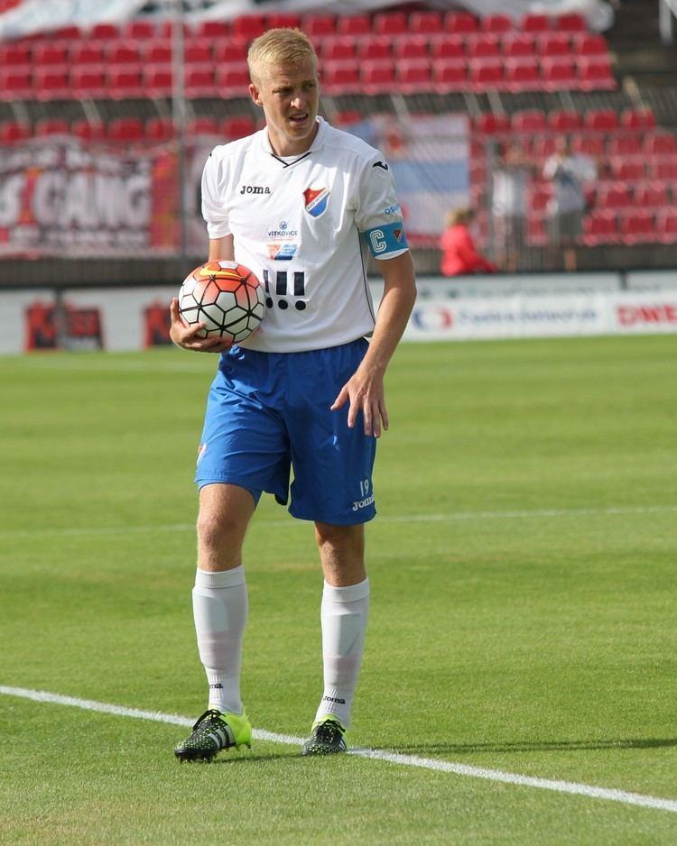 Michal Frydrych Oficiln strnky FC Bank Ostrava Fotogalerie Hr