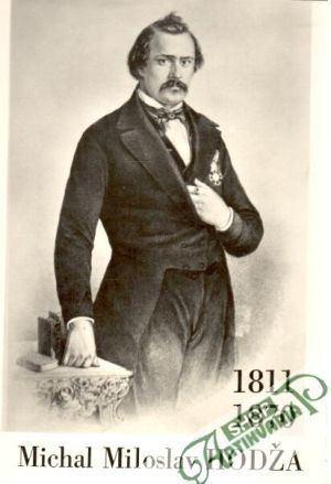 Michal Miloslav Hodža Michal Miloslav Hoda 1811 1870 Kock Michal Antikvariatshopsk