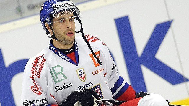 Michal Vondrka HC Sparta Praha Do Sparty pichz tonk Michal Vondrka