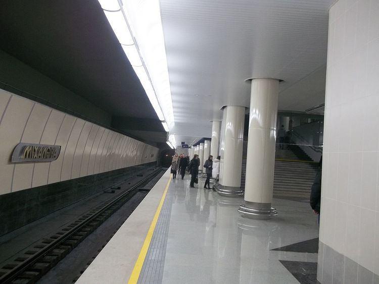 Michalova (Minsk Metro)