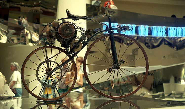 Michaux-Perreaux steam velocipede