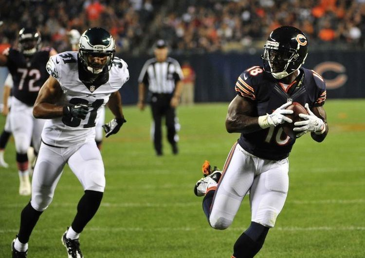 Micheal Spurlock Chicago Bears Name Returners