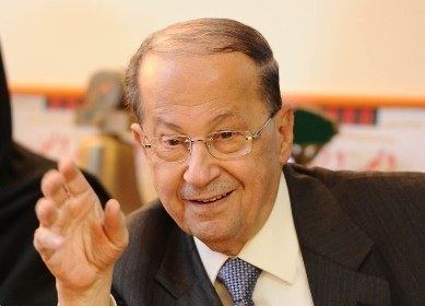 Michel Aoun Aoun 39Optimistic39 LF May Vote for Him Says Talks to