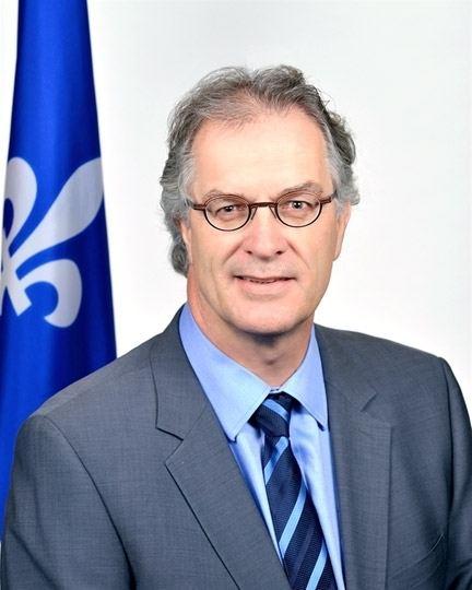 Michel Audet Entre en poste de M Michel Audet en tant que Dlgu