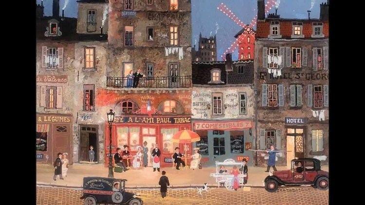 Michel Delacroix (painter) The Art of MICHEL DELACROIX YouTube