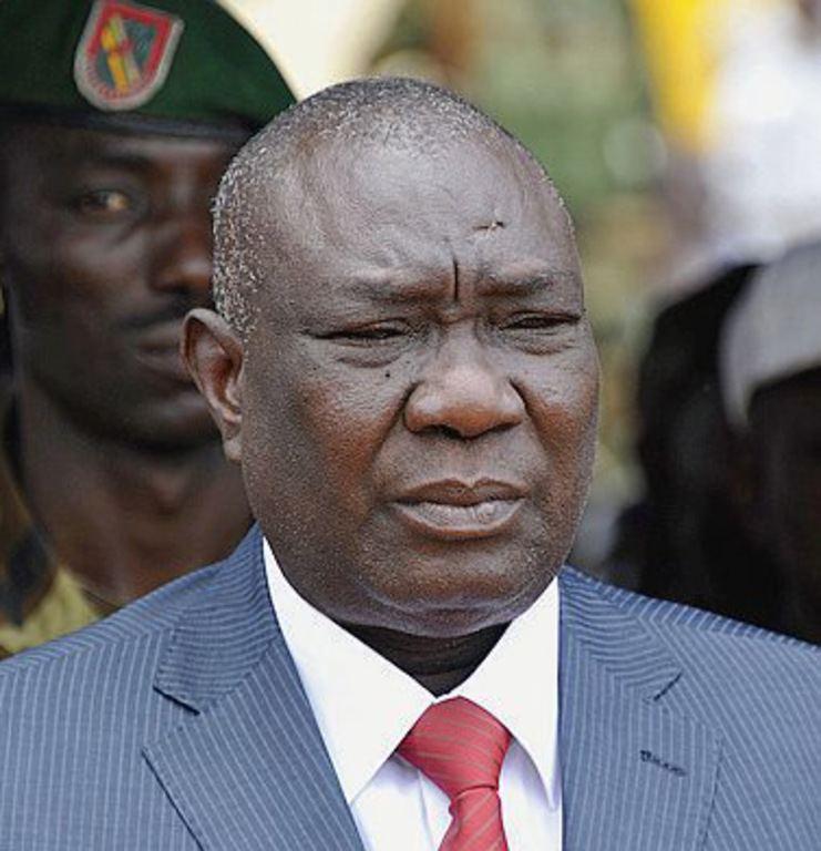 Michel Djotodia Central African Republic39s President Michel Djotodia Resigns