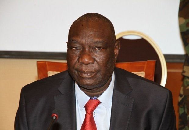 Michel Djotodia Central African Republic President Michel Djotodia and