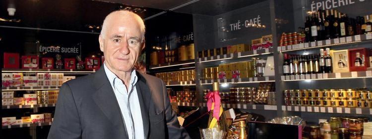 Michel Ducros Le patron de Fauchon mis en examen dans un volet de laffaire Gurini