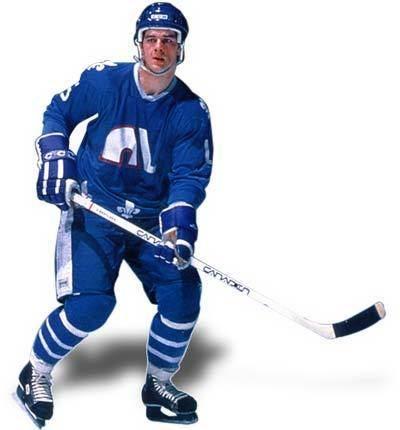 Michel Goulet Goulet Michel Honoured Player Legends of Hockey