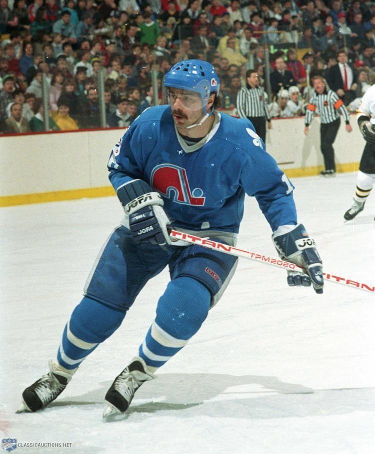 Michel Goulet Michel Goulet Nordiques de Qubec Ce hockey que jai aim