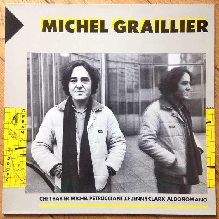 Michel Graillier Dream drops by Michel Graillier Chet Baker Michel Petrucciani