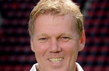 Michel Jansen FC Twentetrainer Michel Jansen 39We pakken drie punten in