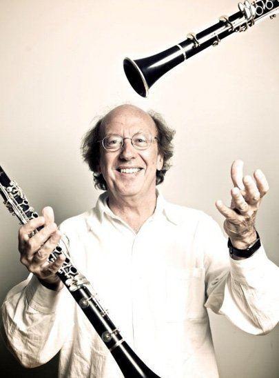 Michel Lethiec French clarinet artist in capital French clarinet artist