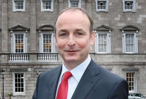Micheal Martin Fianna Fail leader Micheal Martin among TDs told to repay