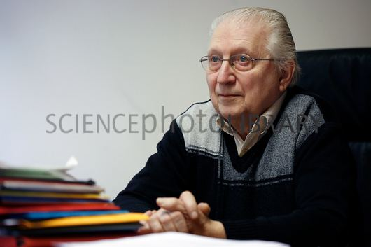 Michel Raynaud Michel Raynaud French mathematician Stock Image C0162992