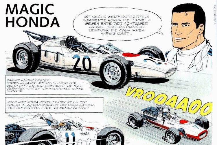 Michel Vaillant Fast Cars and Freedom Michel Vaillant bilderundworte Magazine
