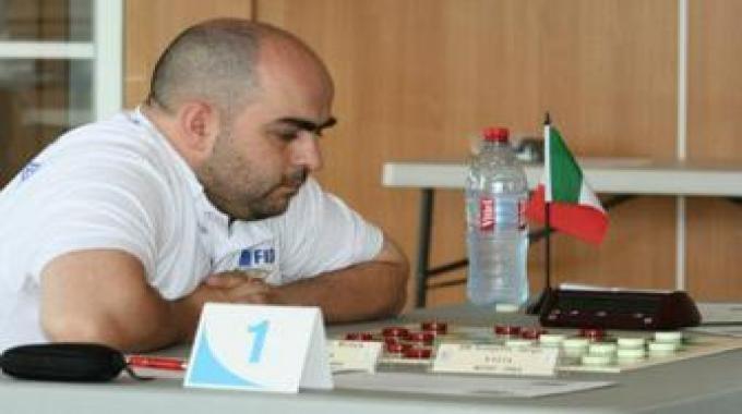 Michele Borghetti Campionato mondiale dama il livornese Borghetti sfider l