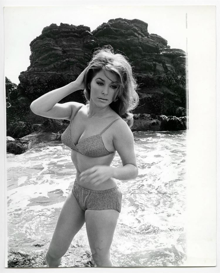 Michele Carey Peter Basch stunning photograph Michele Carey at the beach