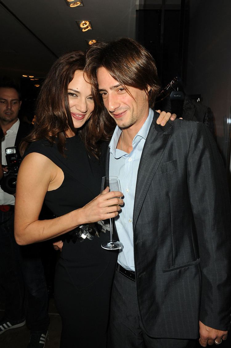 Michele Civetta Asia Argento and Michele Civetta FashionWindows Network