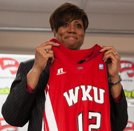 Michelle Clark-Heard WKU names Michelle ClarkHeard as new women39s basketball