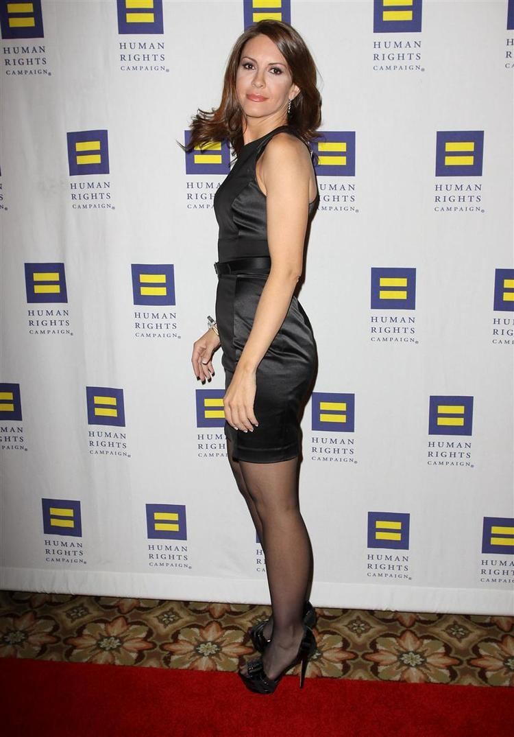 Michelle Clunie Michelle Clunie Human Rights Campaign Los Angeles Gala
