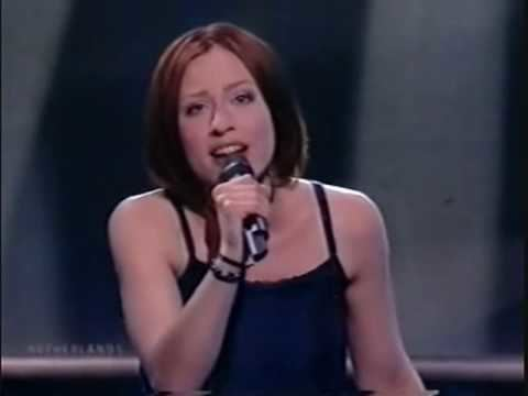 Michelle Courtens Eurovision 2001 Netherlands Michelle Out on my own YouTube