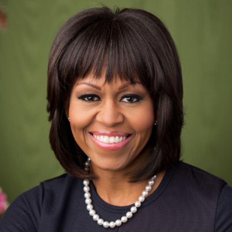Michelle Obama httpswwwbiographycomimagetshareMTE5NDg0M