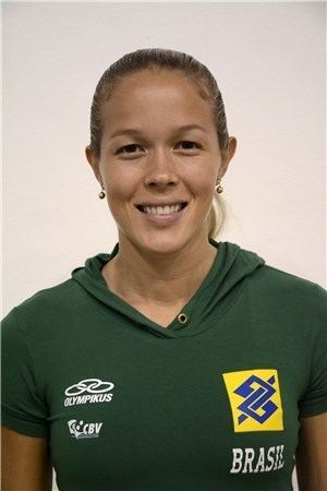 Michelle Pavão Player Michelle Pavo FIVB World Grand Prix 2015