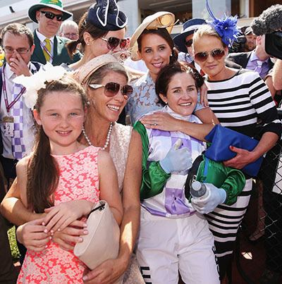 Michelle Payne Michelle Payne39s gritty triumph over tragedy The New Daily