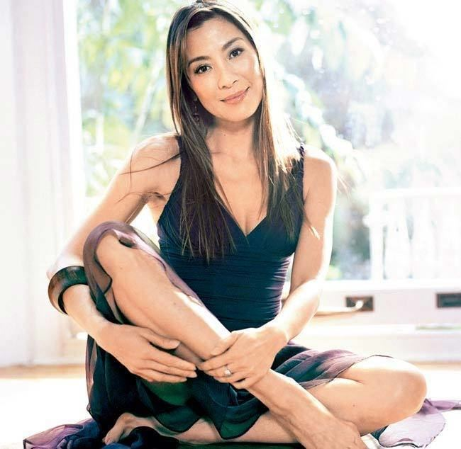 Michelle Yeoh Michelle Yeoh to help in relief work in quakehit Nepal