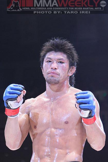 Michihiro Omigawa Michihiro Omigawa Draws Jason Young at UFC 138 in England