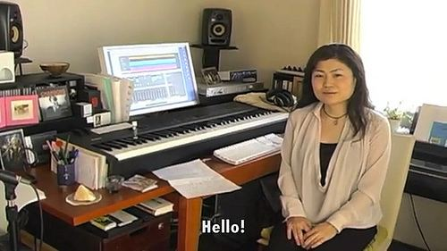Michiru Yamane Michiru Yamane Radio Interview Reverge Labs