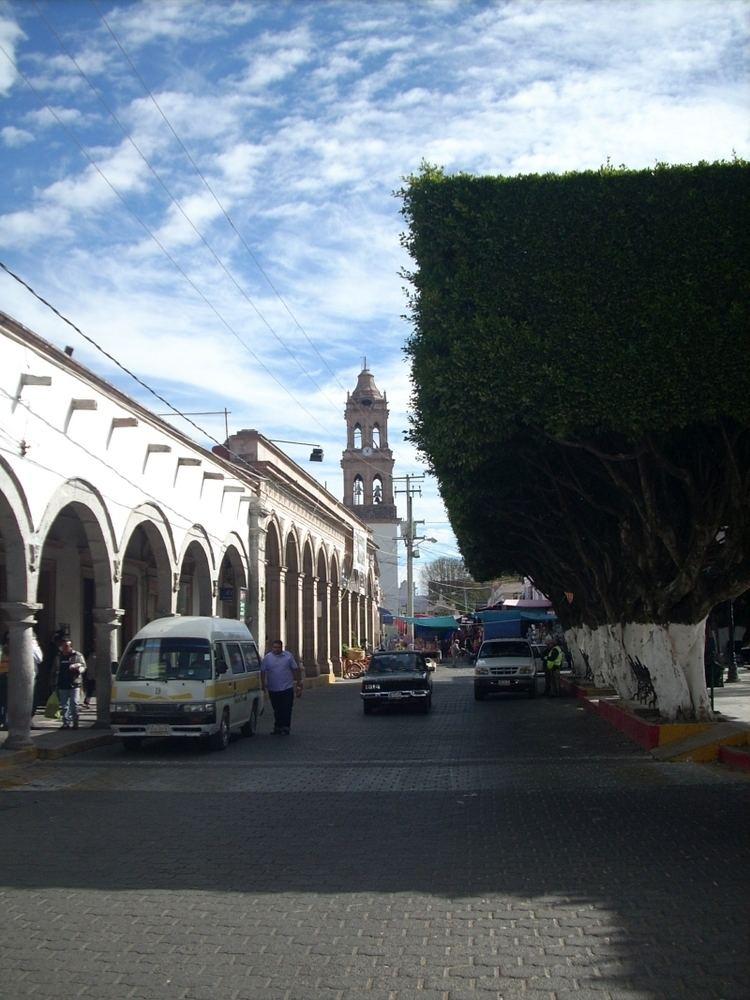Michoacan Tourist places in Michoacan