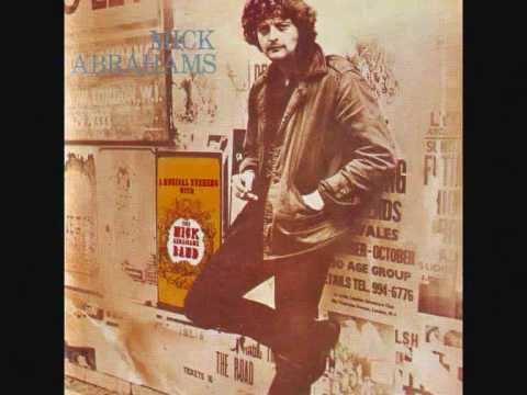 Mick Abrahams Mick Abrahams Awake 1971 YouTube