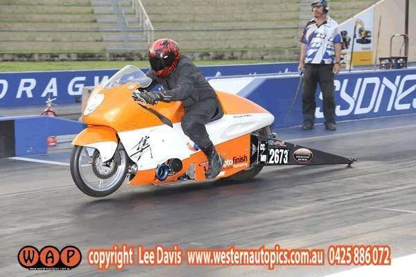 Mick Donohue Mick Donohue Racing