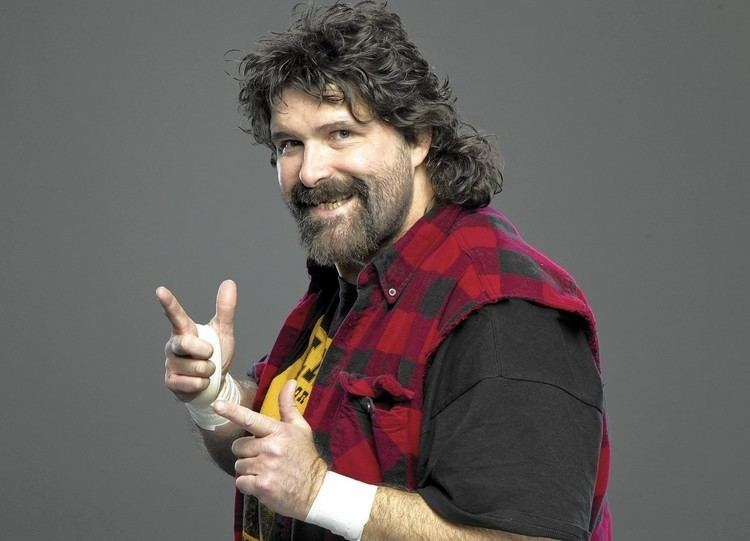Mick Foley Mick Foley39s Son To Join WWE Creative Goliath