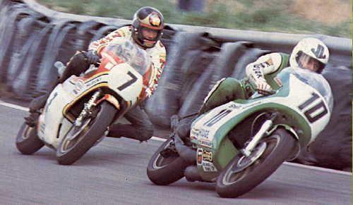 Mick Grant The H1R 1972 Kawazaki