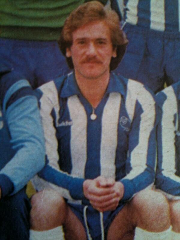 Mick Pickering Martyn Bishop on Twitter FootballTash Mick Pickering Sheffield