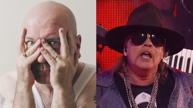 Mick Wall Rock Author Mick Wall Issues Challenge To Axl Rose Blabbermouthnet