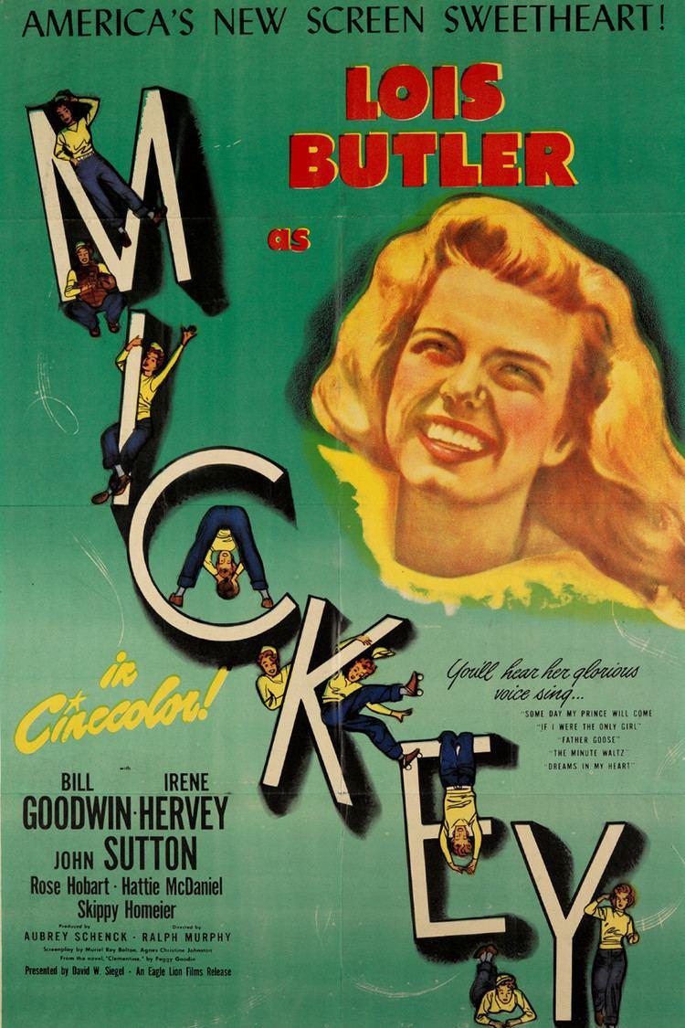 Mickey (1948 film) wwwgstaticcomtvthumbmovieposters39394p39394