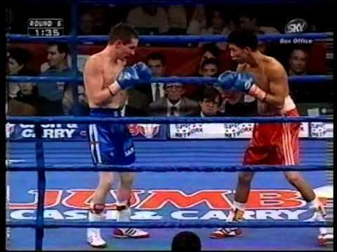 Mickey Cantwell 19971219 Eric Jamili vs Mickey Cantwell YouTube